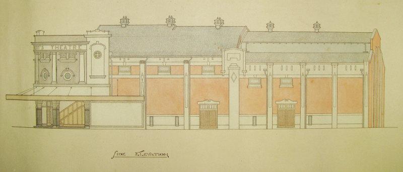 M1049 Herbert's Theatre Islington
