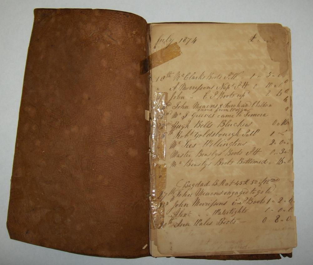 John Mearn's Diary