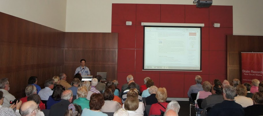 Open day 2011 - Talks were filled to capacity. Photo by Alan Ventress