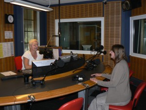 Carol Duncan & Janette Pelosi at 1233 ABC Radio Newcastle
